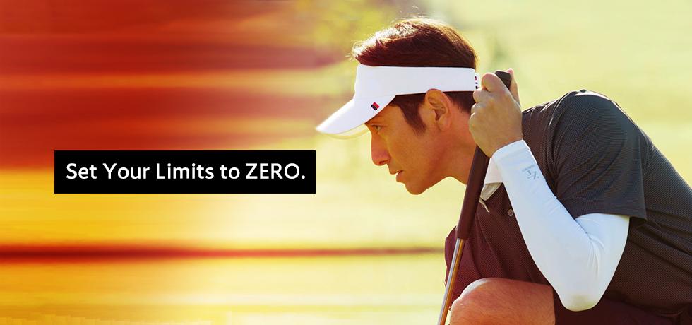 Set your Limits to ZERO